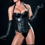 Dominatrix Naughty runette